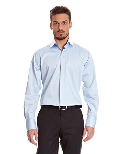 William Hunt Camisa Hombre Hambergite Azul Cielo