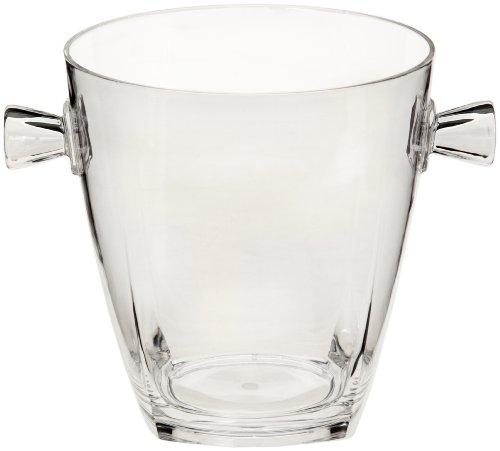 Prodyne Ab-10 Acrylic Wine Bucket, Clear