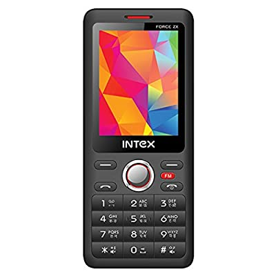 Intex Force ZX (Black)