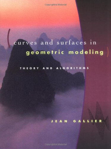 Curves and Surfaces in Geometric Modeling: Theory and Algorithms