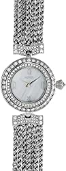 Aspen Analog Mother of Pearl Dial Womens Watch-AP1841
