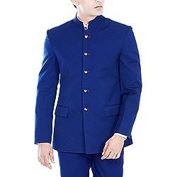 Premium Royal Blue Jodhpuri Blazer