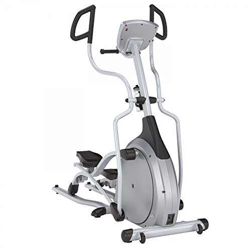 Vision Fitness X6200 Folding Elliptical Trainer with Simple Console