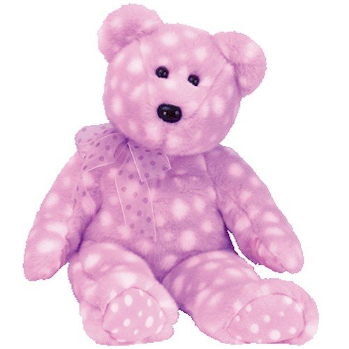 1 X TY Beanie Buddy - BRAVO the Bear - 1