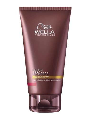 wella color recharge warme braunt ne 1 x 200 ml farbauffrischender conditioner professionals care. Black Bedroom Furniture Sets. Home Design Ideas