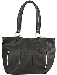 Desence House PU Handbag (Black)