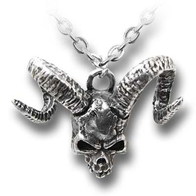 Alchemy Gothic (Metal-Wear) Cranio Di Azrael Per