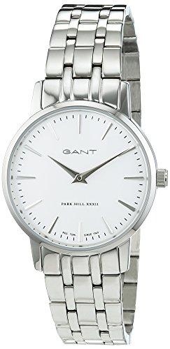 GANT TIME donna-Orologio da polso al quarzo in acciaio inox PARK HILL 32 W11403