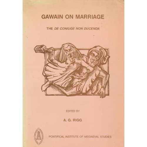 Gawain on Marriage (Studies and Texts)