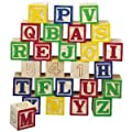 Maxim Alphabet Blocks (26 pcs)