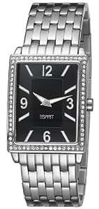 Esprit - ES103992004 - Montre Femme - Quartz Analogique - Cadran Argent - Bracelet Acier Argent