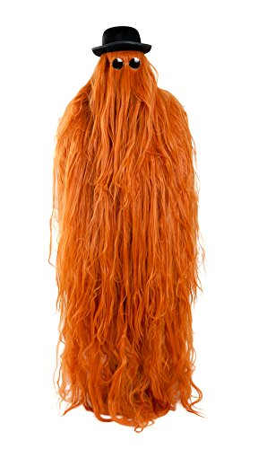 Great Group Halloween Costumes: The Addams Family - Cousin Itt (Cousin It) Wig Costume