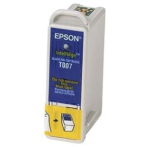 O EPSON O - Inkjet - Cartridge - Stylus Photo 780/785EPX/870/875DC/890/1270/1280 Black - Sold As Each