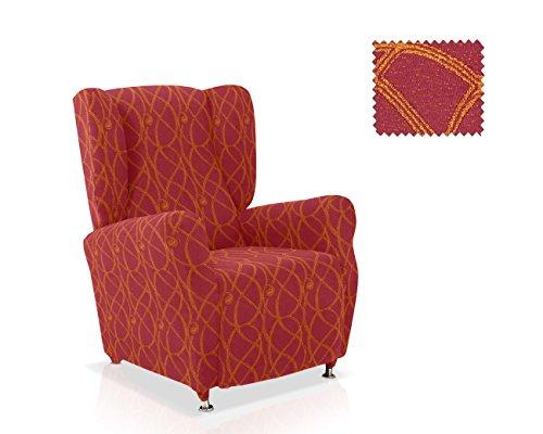 Housses pour accoudoirs de fauteuil jm textil b015wn826s for Housse fauteuil a oreilles