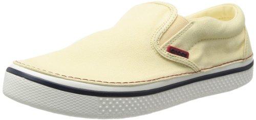 [クロックス] Crocs Hover Slip On 11291 beige/white(beige/white/M4/W6)