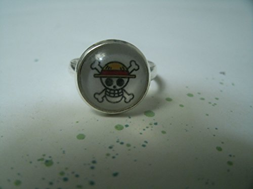 One Piece - Monkey D Luffy Orecchini Chip / orecchini / anello / collana / gemello / bar
