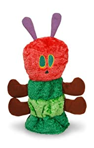 The World of Eric Carle: Very Hungry Caterpillar Hand Puppet by Kids Preferred by Kids Preferred