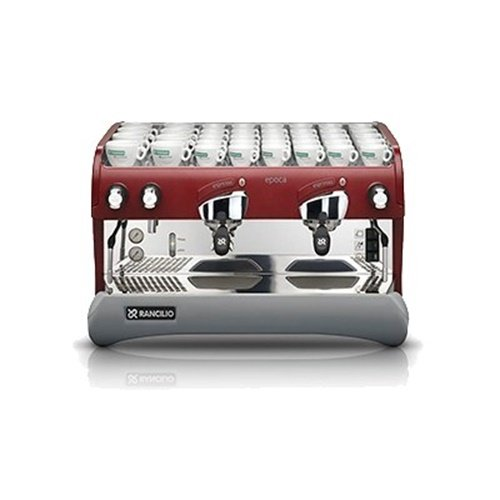 Rancilio EPOCA S2 Epoca S Espresso Machine semi-automatic 2-Group 11 liter boile (Coffee Rancilio compare prices)