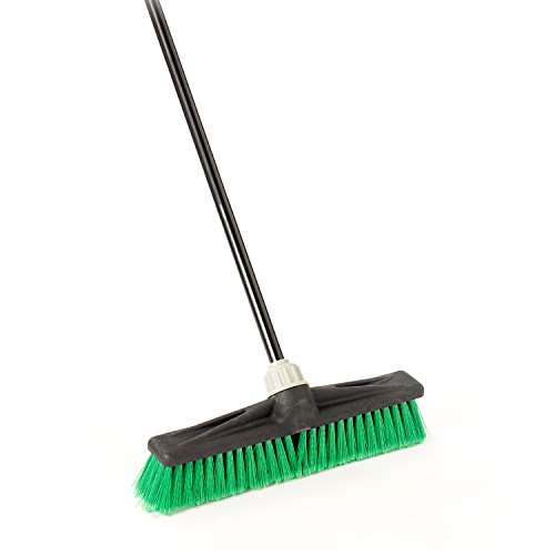 "O-Cedar Professional 18"" Multi-Surface Push Broom"