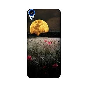 StyleO HTC Desire 820 Designer Printed Case & Covers Matte finish Premium Quality (HTC Desire 820 Back Cover) - Night Beauty