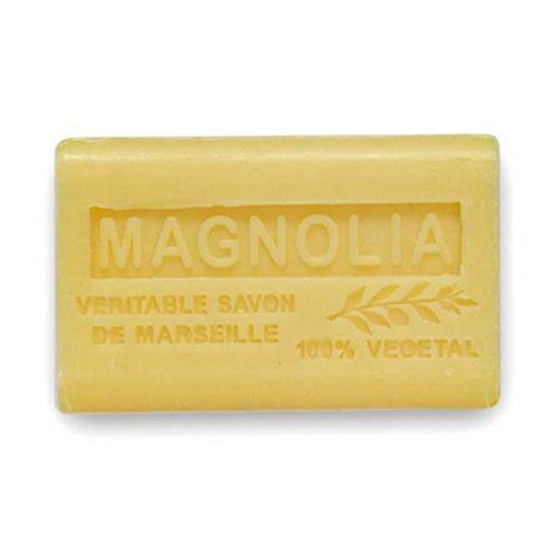 (南仏産マルセイユソープ)SAVON de Marseille モクレンの香り(SP010)(125g)