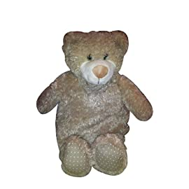 Warm Tradition TEDDY BEAR Hot Water Bottle - Bottle made in Germany