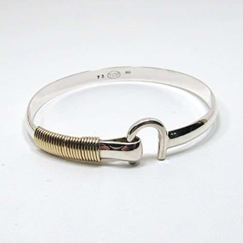 Amazon Com St Croix Hook Bracelet Sterling Silver And