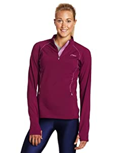 Asics Ladies Thermopolis XP 1 2 Zip Pullover by ASICS