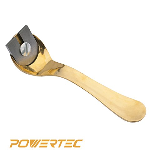 POWERTEC 71023 Carver's Spoon Plane