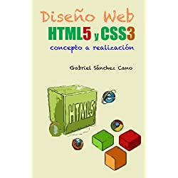 Diseño Web con HTML5 y CSS3 (Concepto a realización nº 1)