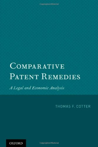 Comparative Patent Remedies: A Legal And Economic Analysis front-611361
