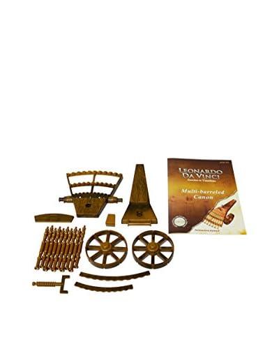 Elenco Leonardo Da Vinci Multi-Barreled Cannon