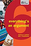 img - for Everything's an Argument book / textbook / text book