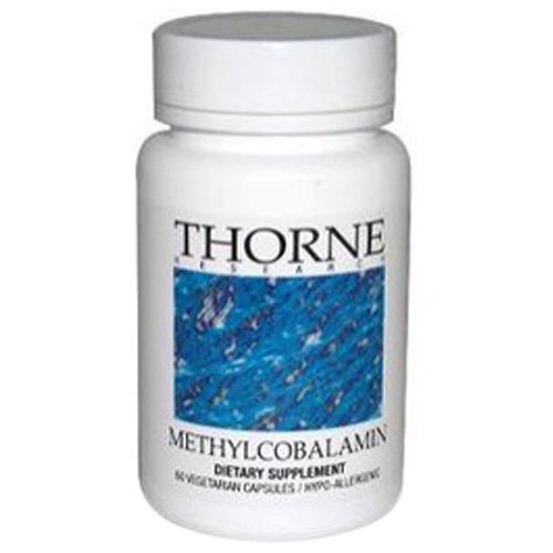 Thorne Research - Methylcobalamin - 60'S [Misc.] [Health And Beauty]