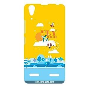 Skin4Gadgets Fly High Phone Designer CASE for LENOVO A6000 PLUS