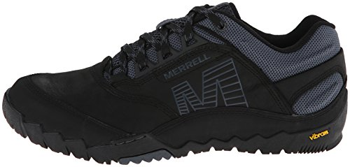 Merrell Men S Annex Walking Shoe Black  M Us