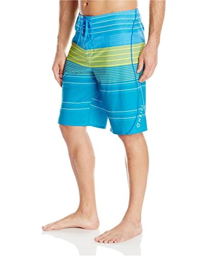 O'Neill Men's Stripe Freak Boardshort