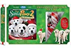 Santa Paws 2 The Santa Pups LIMITED EDITION Combo Gift Set DVD/Blu-ray With Dog Collar and Leash