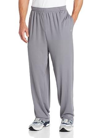 Russell Athletic Men's Big & Tall Solid Dri-Power Pant, Light Grey, 4X Tall