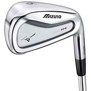 Buy Mizuno MP-H4 Forged Iron Set (NEW) by Mizuno