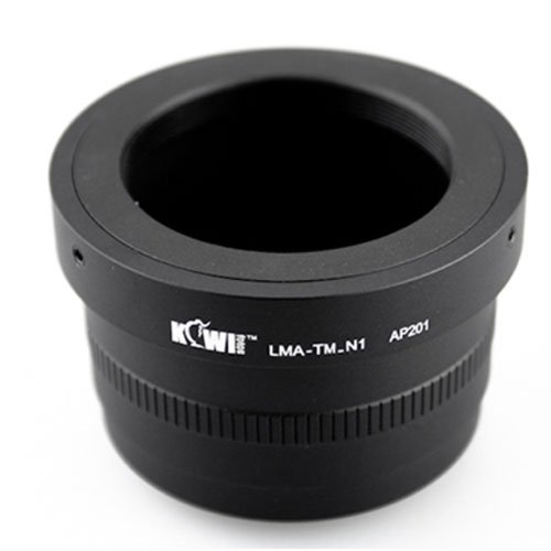Jjc Lma-Tm_N1 T Mount Lens Adapter For Nikon 1 Digital Cameras