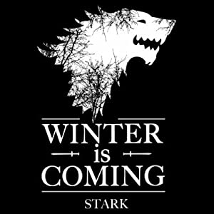 Body bebé Winter is Coming by Shirtcity - BebeHogar.com