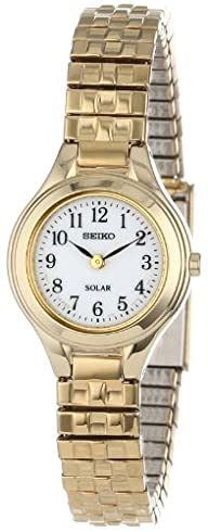 Seiko Women's SUP102 Solar Expansion Classic Watch