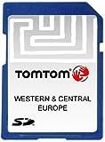 TomTom Map für West- und Zentraleuropa SD v8.30