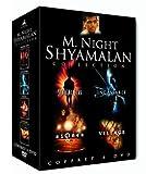 echange, troc M Night Shyamalan collection : Sixième sens, Incassable, Le village, Signes