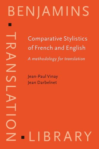 Comparative Stylistics of French and English: A...