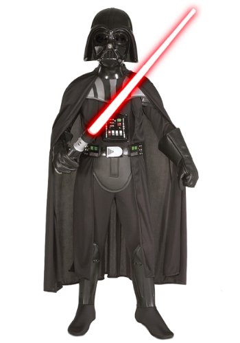 Little Boys' Child Deluxe Darth Vader Costume Toddler (sizes 2T/4T)