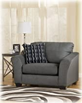 Hot Sale Contemporary Lexi Cobblestone Chair and a Half