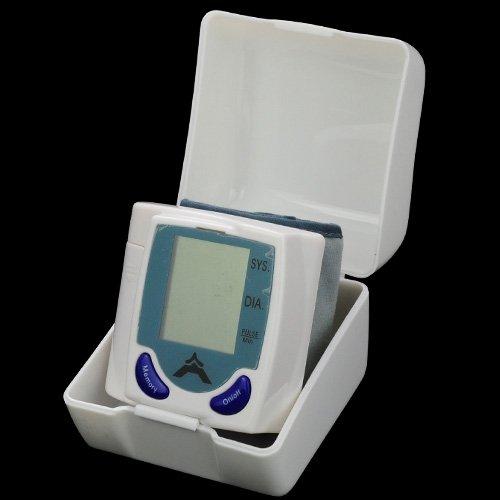 Cheap Rocaw Digital Wrist Blood Pressure Monitor & Heart Beat Meter (R0208)