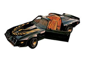 1980 Pontiac Firebird Turbo Trans Am Special Edition Bandit Decals & Stripes Kit - GOLD